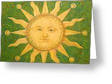 Casa Del Sol Greeting Card