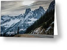 Cascade Beauty Greeting Card