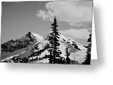 Cascades 1 Greeting Card