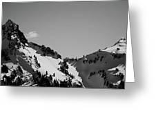 Cascades 2 Greeting Card