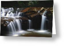 Cascading Dilution  Greeting Card