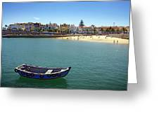 Cascais Greeting Card