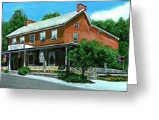 Cashtown Inn Greeting Card