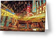 Casino2 Greeting Card