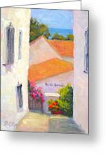 Casita Carmela Greeting Card