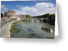 Castel Sant' Angelo Greeting Card