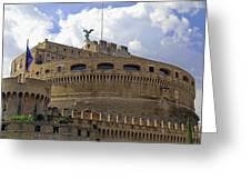 Castel Sant'angelo Greeting Card