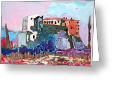 Castello Greeting Card