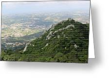 Castelo Dos Mouros Greeting Card