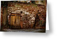 Castle Doors Greeting Card  sc 1 st  Fine Art America & Castle Doors Photograph by Jill Smith