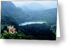 Castle Hohenschwangau 2 Greeting Card