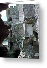 Castle Keep Greeting Card