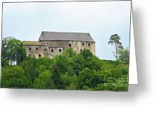 Castle Neuhaus Greeting Card