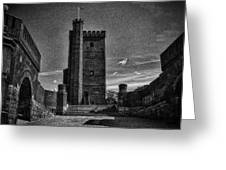 Castle Of Helsingborg Greeting Card