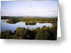 Castleisland Lough Key Forest Park Greeting Card