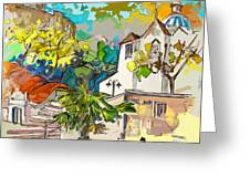 Castro Marim Portugal 13 Bis Greeting Card