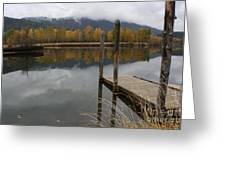 Cataldo Reflections Greeting Card