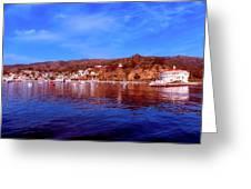 Catalina Island Greeting Card