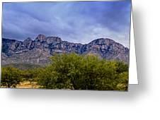 Catalina Mountains P1 Greeting Card