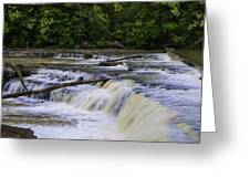Cataract Falls Phase 1 Greeting Card