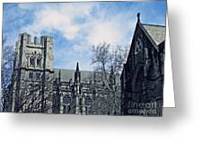 Cathedral 2 Greeting Card