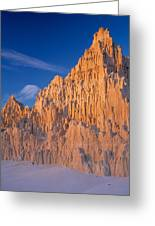Cathedral Mounds Greeting Card