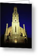 Cathedral Of The Assumption, Carlow, Co Greeting Card
