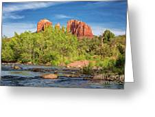 Cathedral Rock 313 Greeting Card