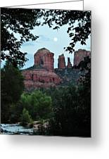 Cathedral Rock Rrc 081913 Aa Greeting Card