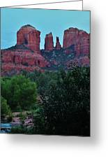 Cathedral Rock Rrc 081913 Ab Greeting Card