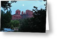Cathedral Rock Rrc 081913 Ac Greeting Card