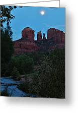 Cathedral Rock Rrc 081913 Ad Greeting Card