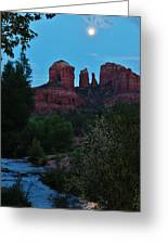 Cathedral Rock Rrc 081913 Ae Greeting Card