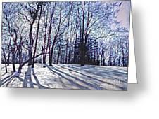 Cathedral Skies Greeting Card