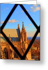 Cathedral Sky Greeting Card