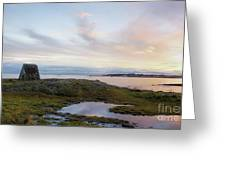 Cattle Point Memorial Greeting Card
