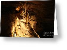 Cave 11 Greeting Card