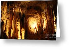 Cave 8 Greeting Card