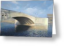 Caversham Bridge Greeting Card