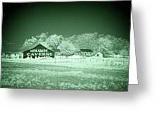 Cayuga Barn 2 Greeting Card