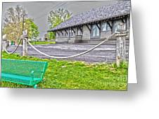 Cayuga Offices Greeting Card