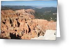 Cedar Breaks I - Utah Greeting Card