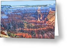 Cedar Breaks View Greeting Card