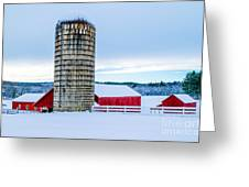 Cedar Brook Farm Greeting Card