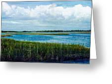 Cedar Key 2 Greeting Card