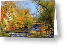 Cedarcreek Fall Greeting Card
