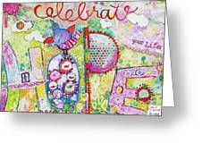 Celebrate Hope Greeting Card