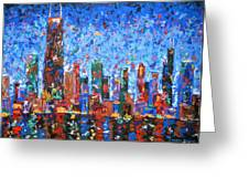 Celebration City Greeting Card
