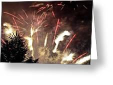 Celebration Greeting Card by Jim DeLillo