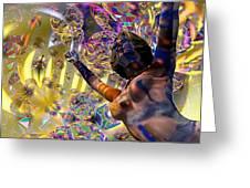 Celebration Spirit Greeting Card